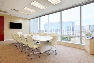 Stylish Frisco Meeting Room
