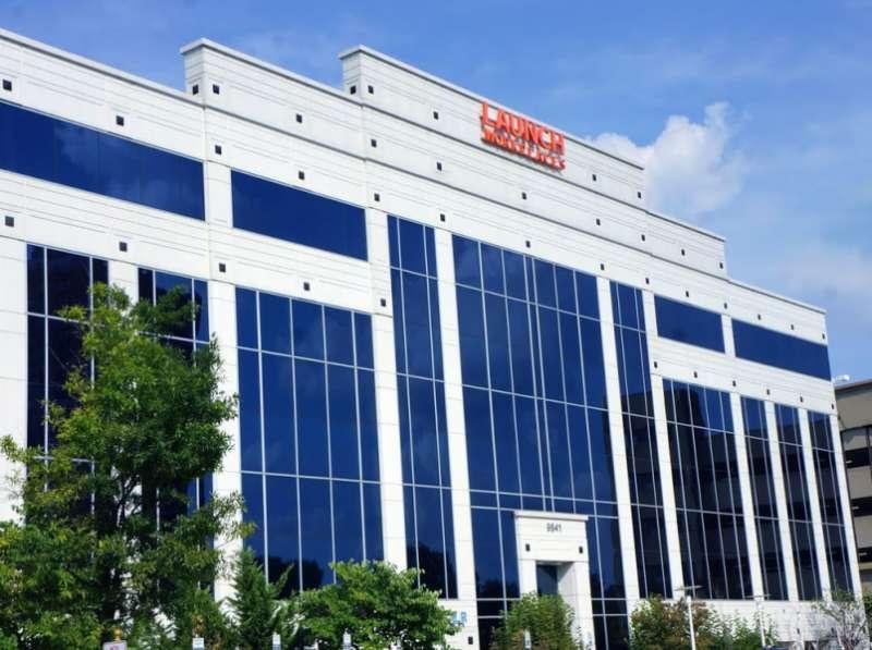 Gaithersburg Business Address - Building Location