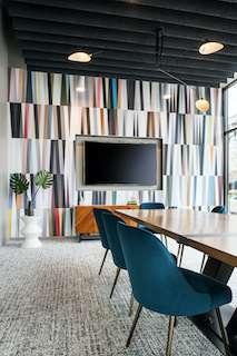 Glen Allen Virtual Office Address - Lounge Commons Area