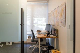 Temporary Glen Allen Office - Meeting Room