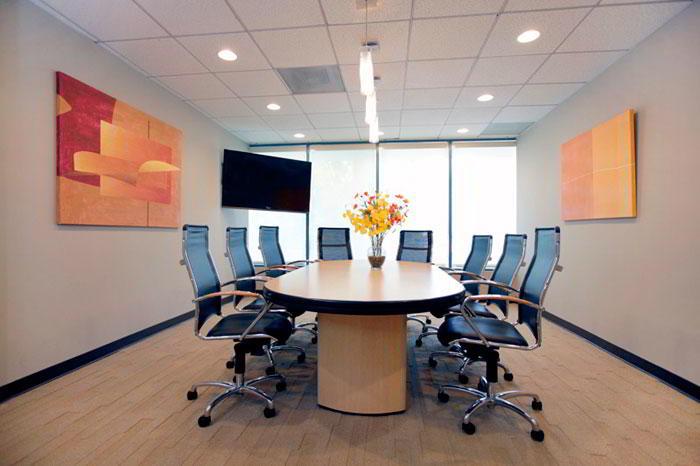 Stylish Glendale Meeting Room