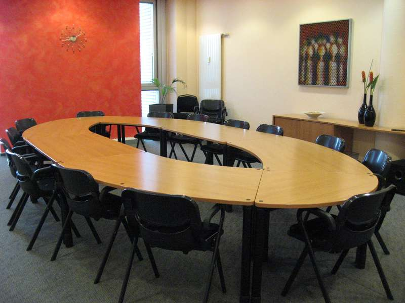 Stylish Graz Meeting Room