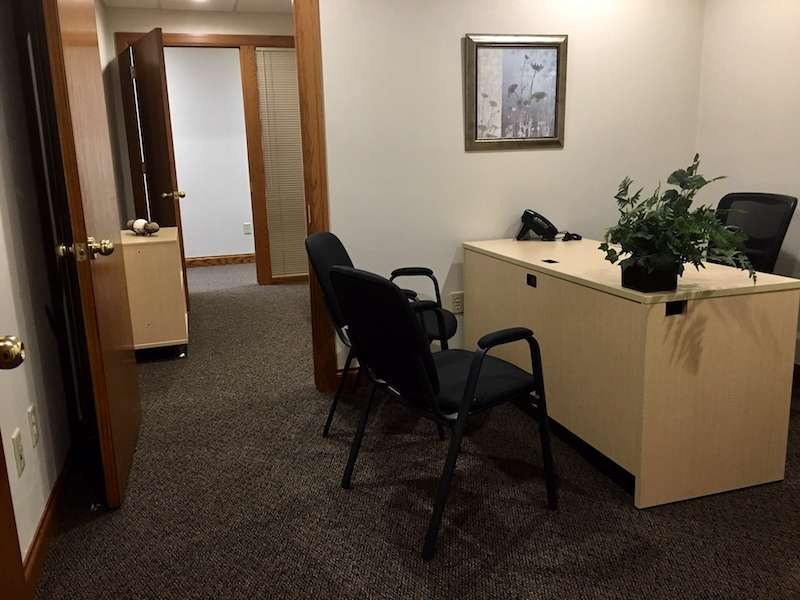 Temporary Green Bay Office - Meeting Room