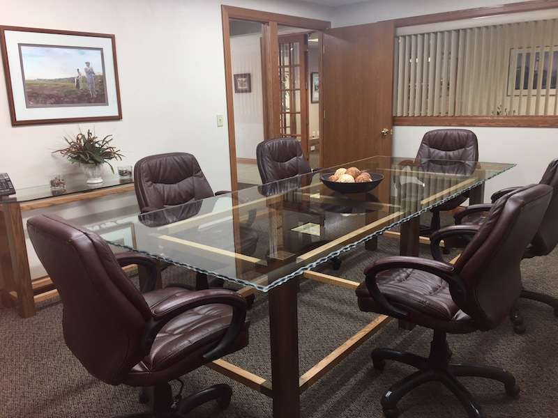 Turnkey Green Bay Conference Room