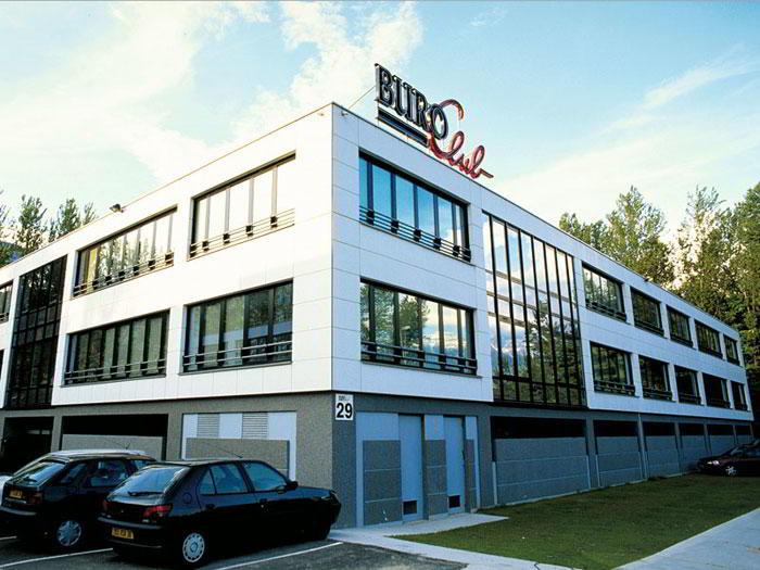 Grenoble Virtual Office Address Location