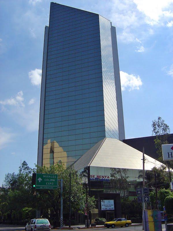 Guadalajara Business Address - Building Location