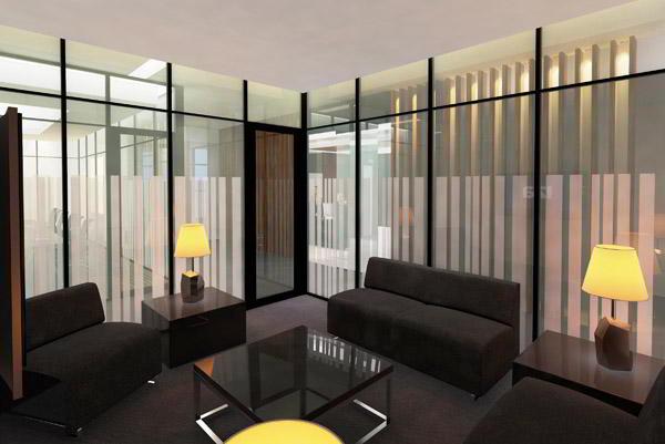 Guadalajara Busines Address - Lounge Area