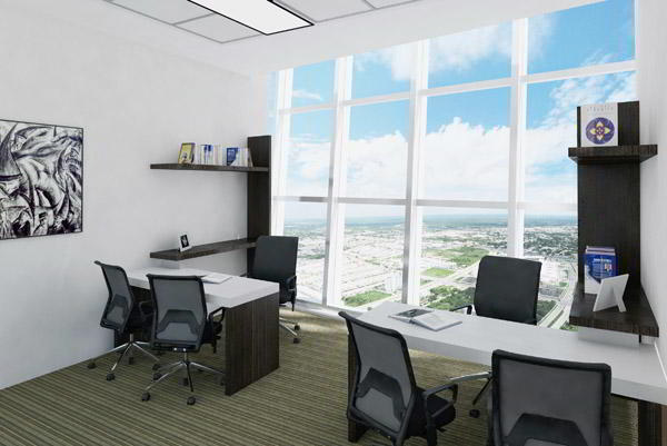 On-Demand Guadalajara Office - Meeting Rooms Available Too