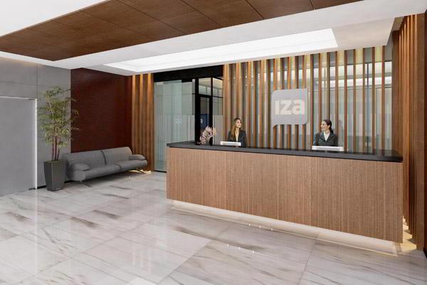 Receptionist Welcoming Area - Guadalajara Virtual Office