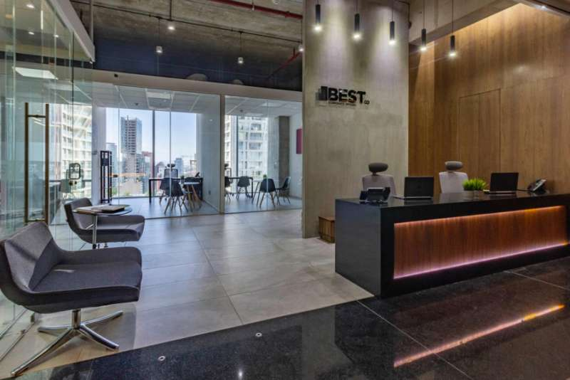 Receptionist Lobby - Virtual Offices in Guadalajara