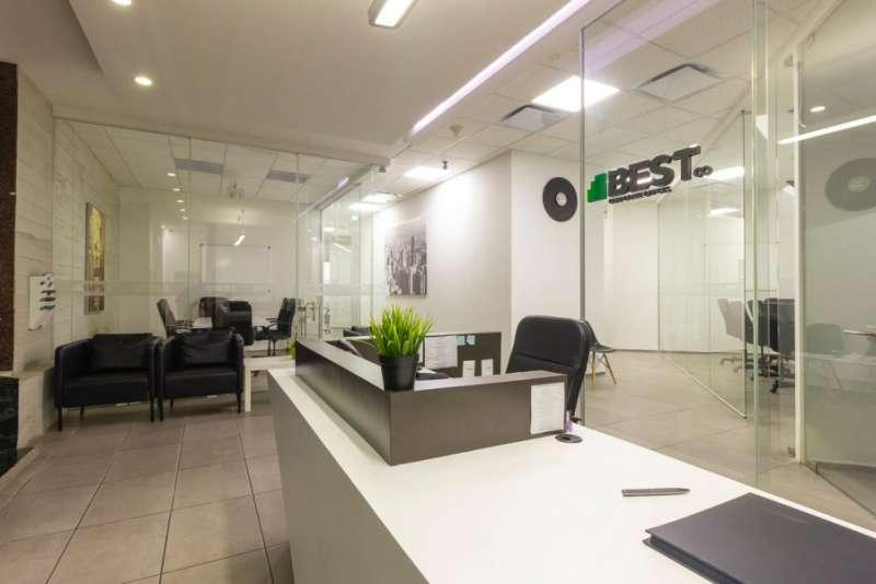 Receptionist and Mail Area - Guadalajara Virtual Office