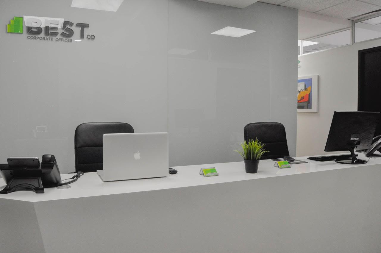 Guadalajara Live Receptionist and Business Address Lobby