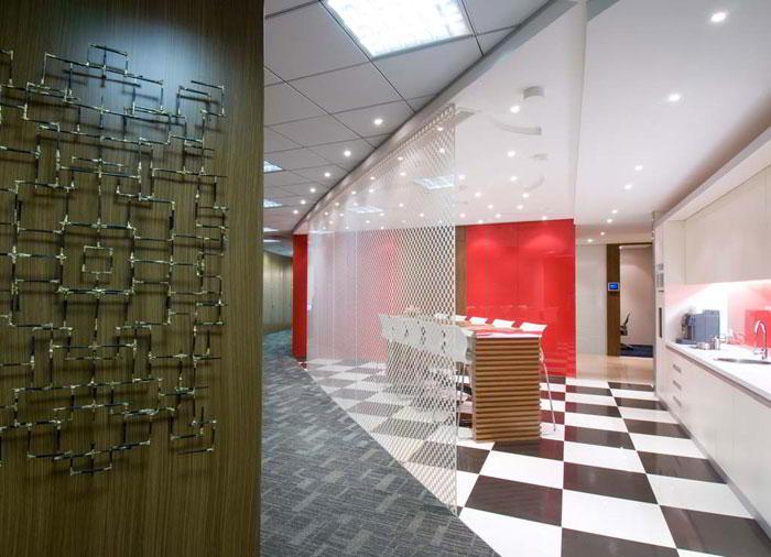 Break Area in Guangzhou Virtual Office