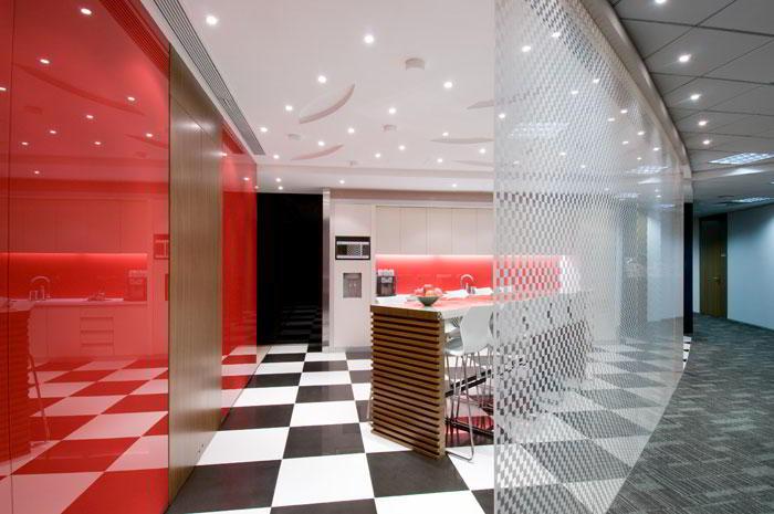 Break Area in Guangzhou Virtual Office Space