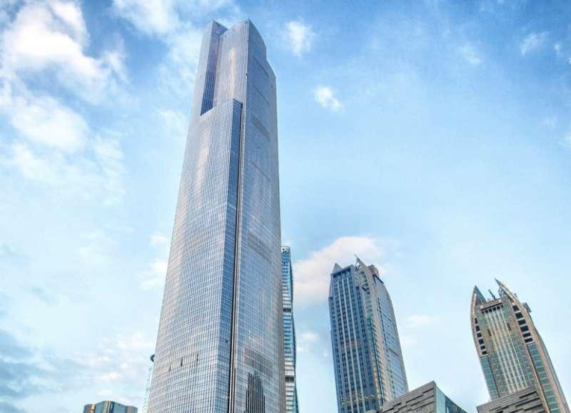 Guangzhou Business Address - Building Location