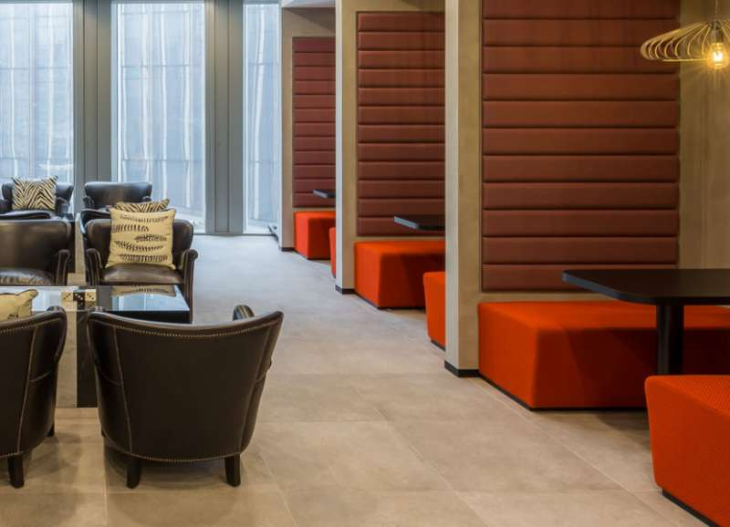 Guangzhou Busines Address - Lounge Area