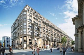 Hamburg Business Address - Building Location