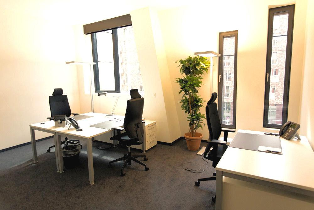 Hamburg Virtual Office Address - Lounge Commons Area
