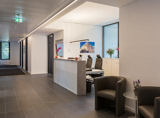 Receptionist Lobby - Virtual Offices in Hamburg
