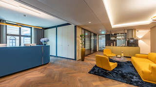 Hamburg Live Receptionist and Business Address Lobby