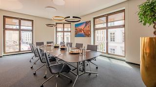Turnkey Hamburg Conference Room