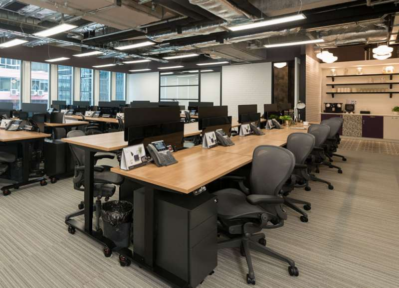 Hangzhou Virtual Office Space - Comfortable Commons Area