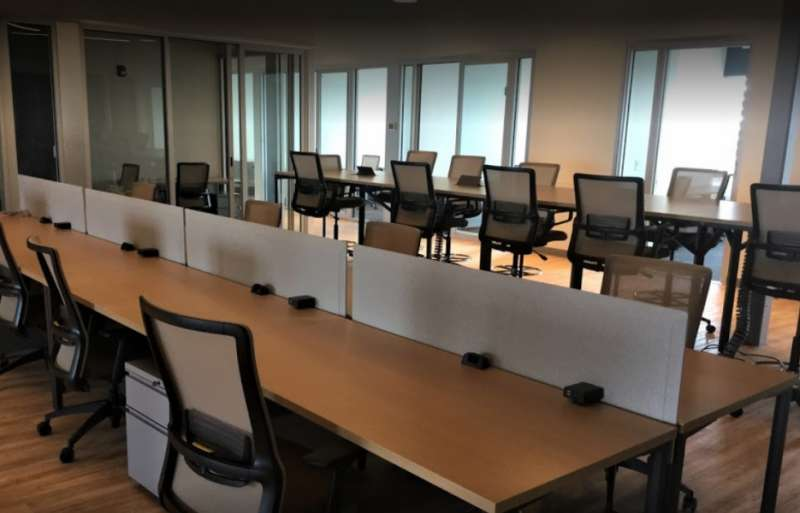 Harlingen Virtual Office Space - Comfortable Commons Area