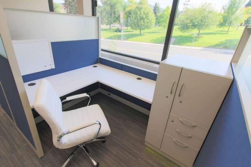 Temporary Helena Office - Meeting Room