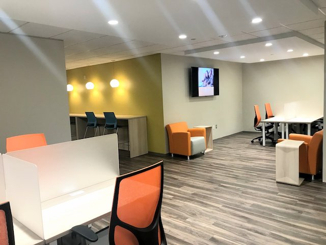 Herndon Busines Address - Lounge Area