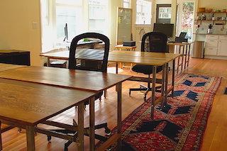 Hillsboro Virtual Office Address - Lounge Commons Area