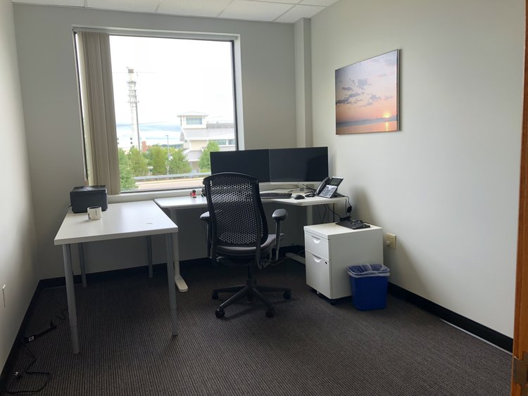 Hingham Temporary Private Office or Meeting Room