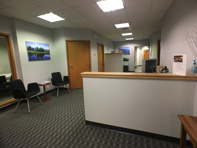 Hingham Live Receptionist and Business Address Lobby