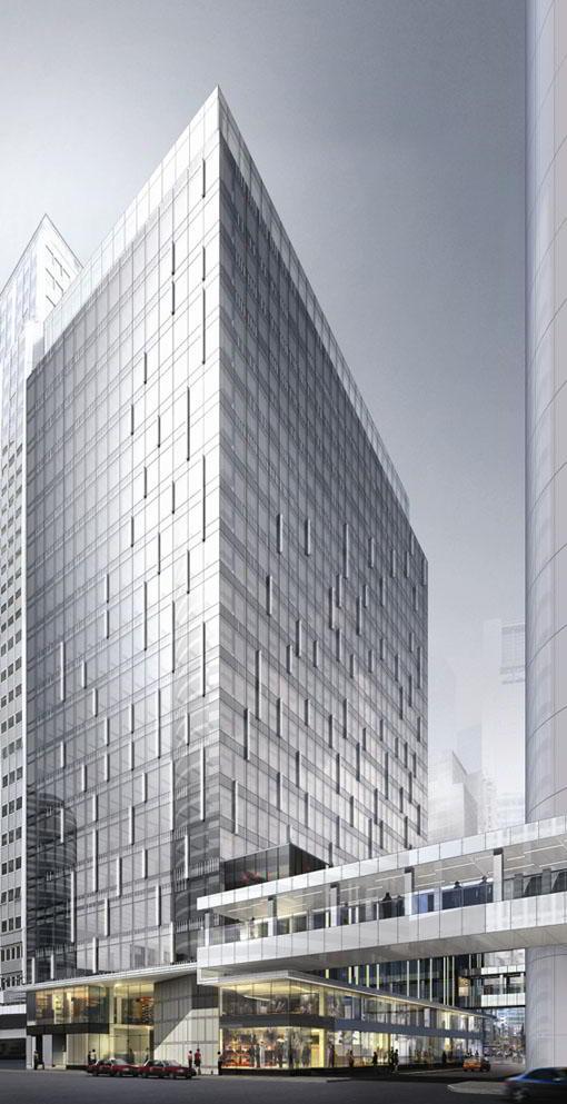 Hong Kong Virtual Office - Building Facade
