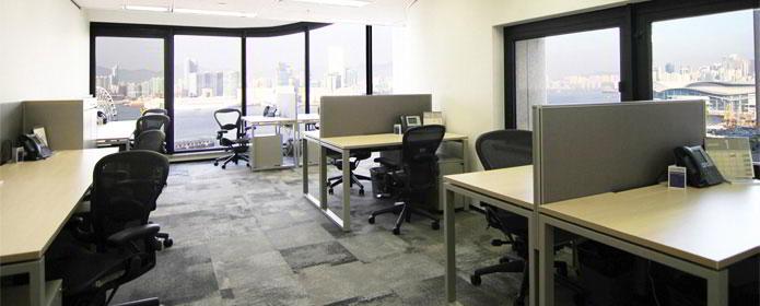 Hong Kong Virtual Office Address - Lounge Commons Area