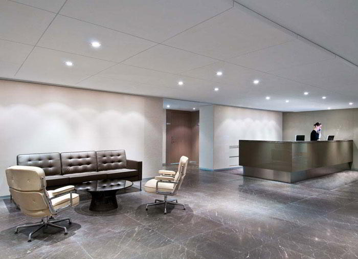 Receptionist Lobby - Virtual Offices in Hong Kong