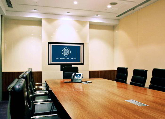 Turnkey Hong Kong Conference Room