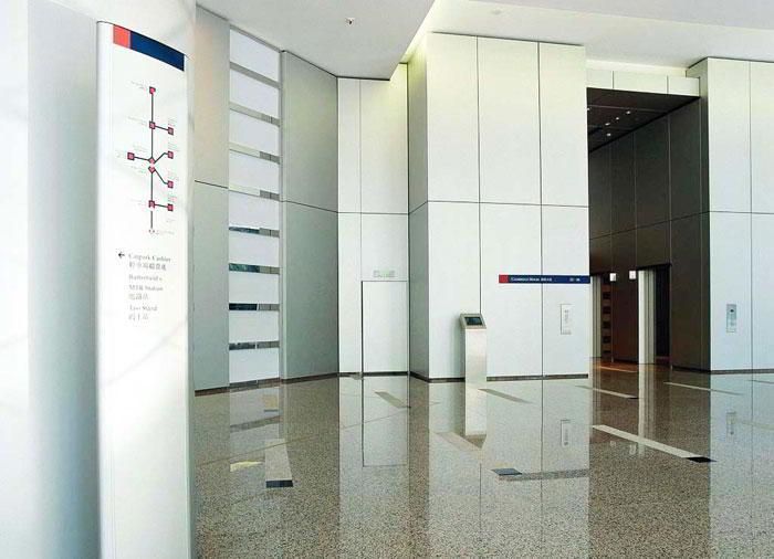 Hong Kong Virtual Office Building Location