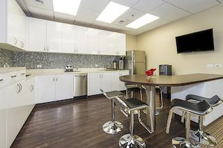 Break Room - Kitchen Area - Honolulu Virtual Office