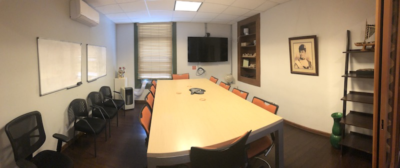 Stylish Honolulu Meeting Room