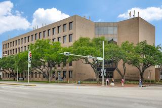 Houston Business Address - Building Location