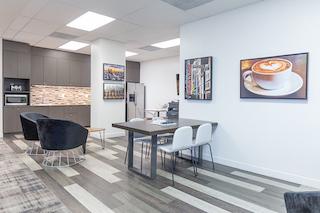 Break Room - Kitchen Area - Huntington Beach Virtual Office