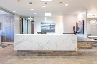 Receptionist Lobby - Virtual Offices in Huntington Beach