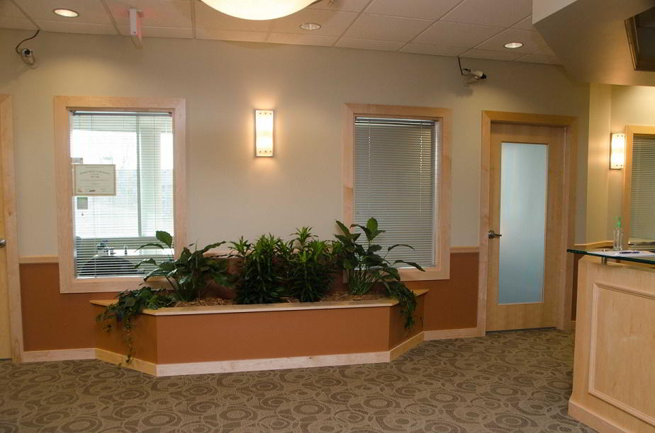 Receptionist and Mail Area - Indianapolis Virtual Office