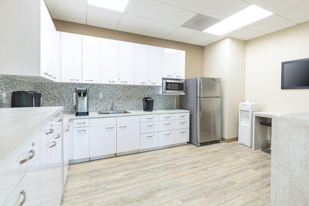 Break Room - Kitchen Area - Irvine Virtual Office