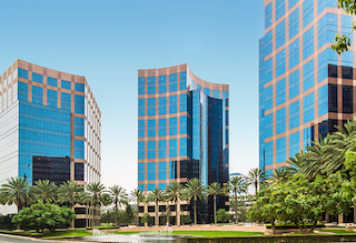 Irvine Virtual Business Address, Office Location