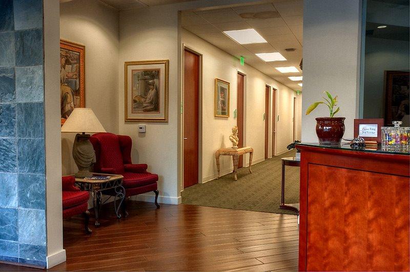 Irvine Live Receptionist and Business Address Lobby