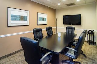Turnkey Irvine Conference Room