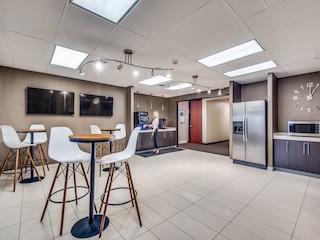 Break Room - Kitchen Area - Irving Virtual Office