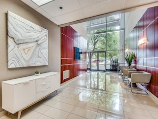 Receptionist Lobby - Virtual Offices in Irving