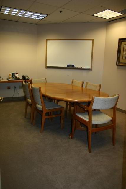 Stylish Issaquah Meeting Room